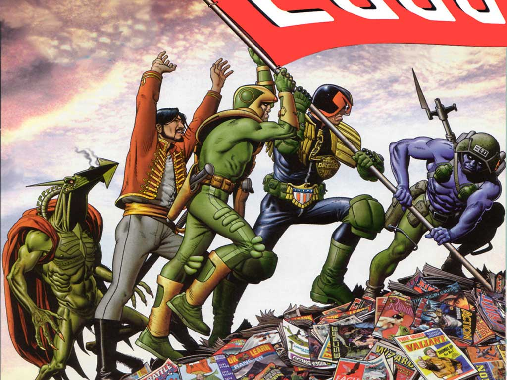 Image result for 2000ad